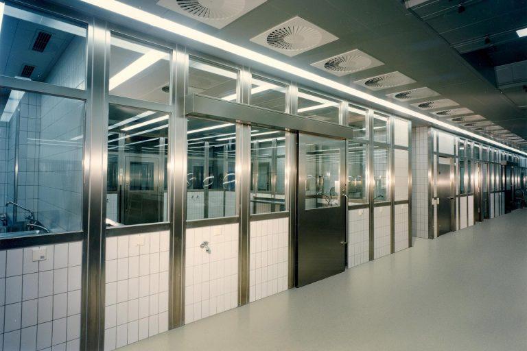 Küchentrennwandanlagen